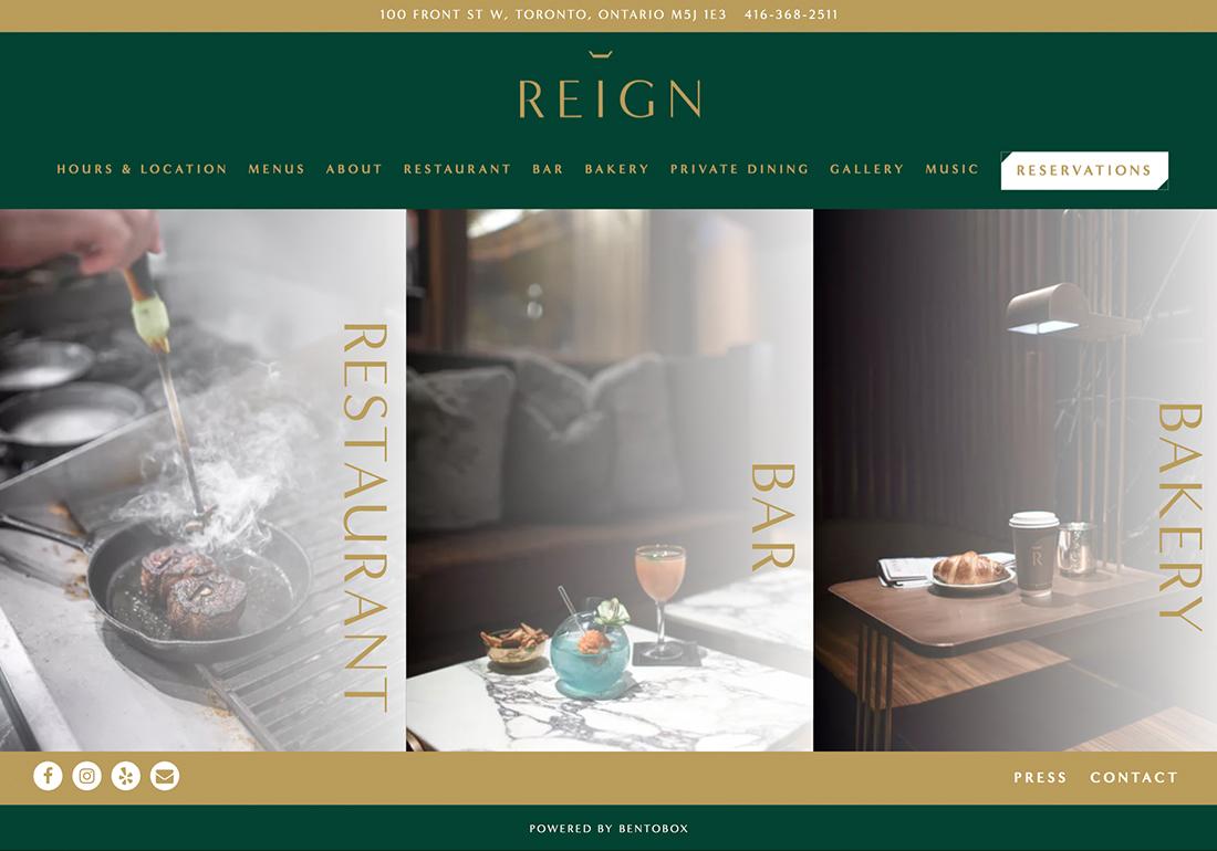 Reign Toronto