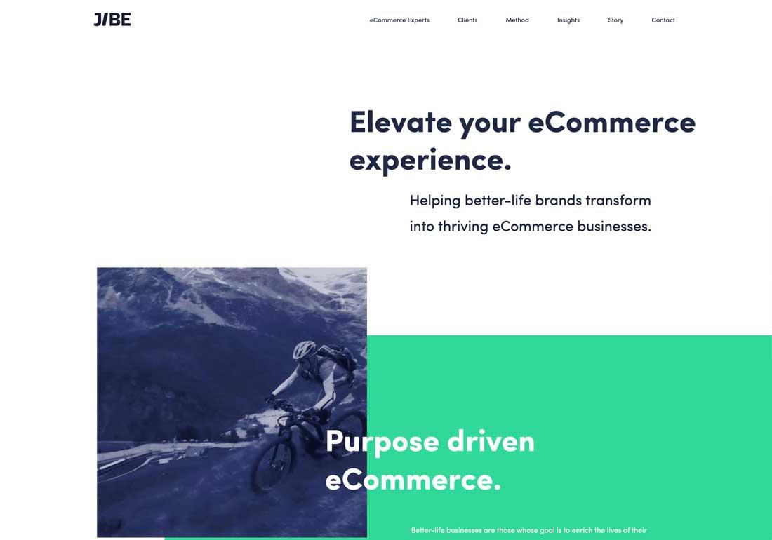 JIBE eCommerce
