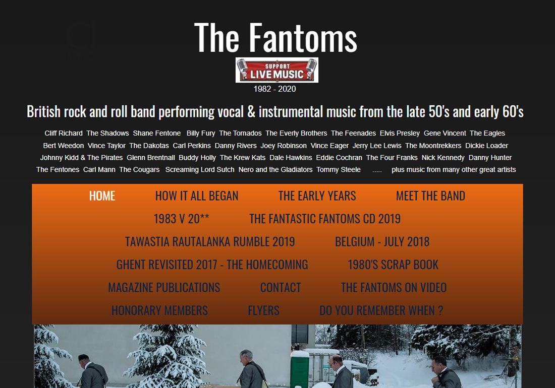 The Fantoms