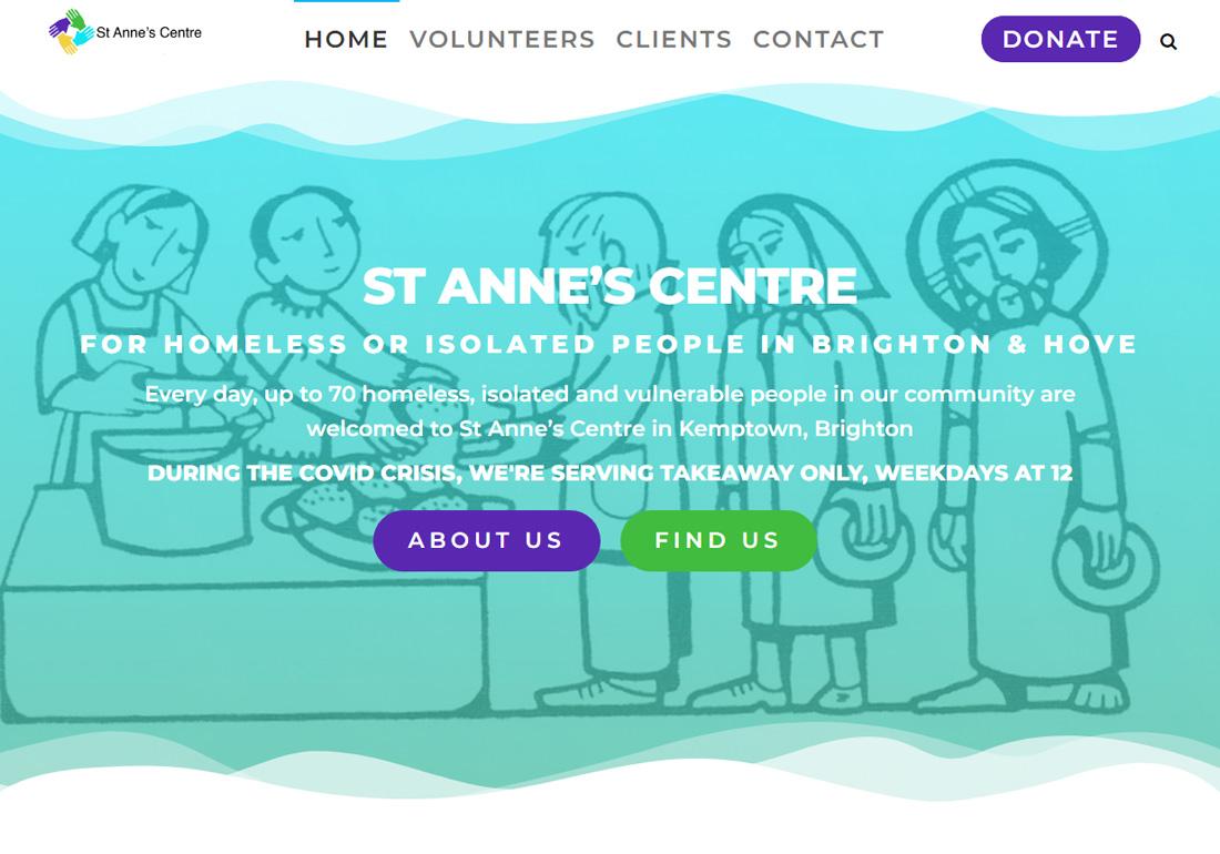 St Anne's Centre