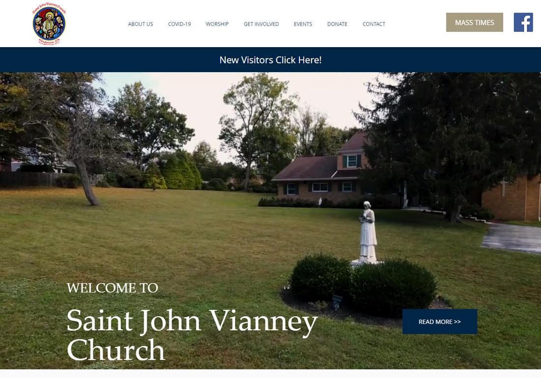 St. John Vianney - Gladwyne