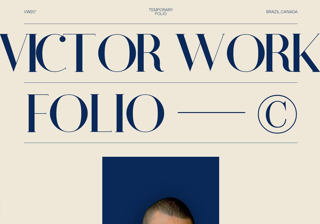 Victor Work | Folio 20