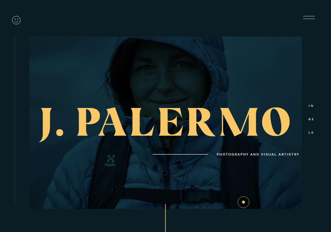 Photographer Jesper Palermo Website