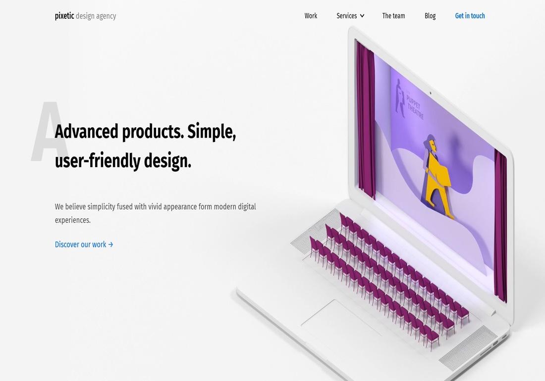 Pixetic Web Design Agency