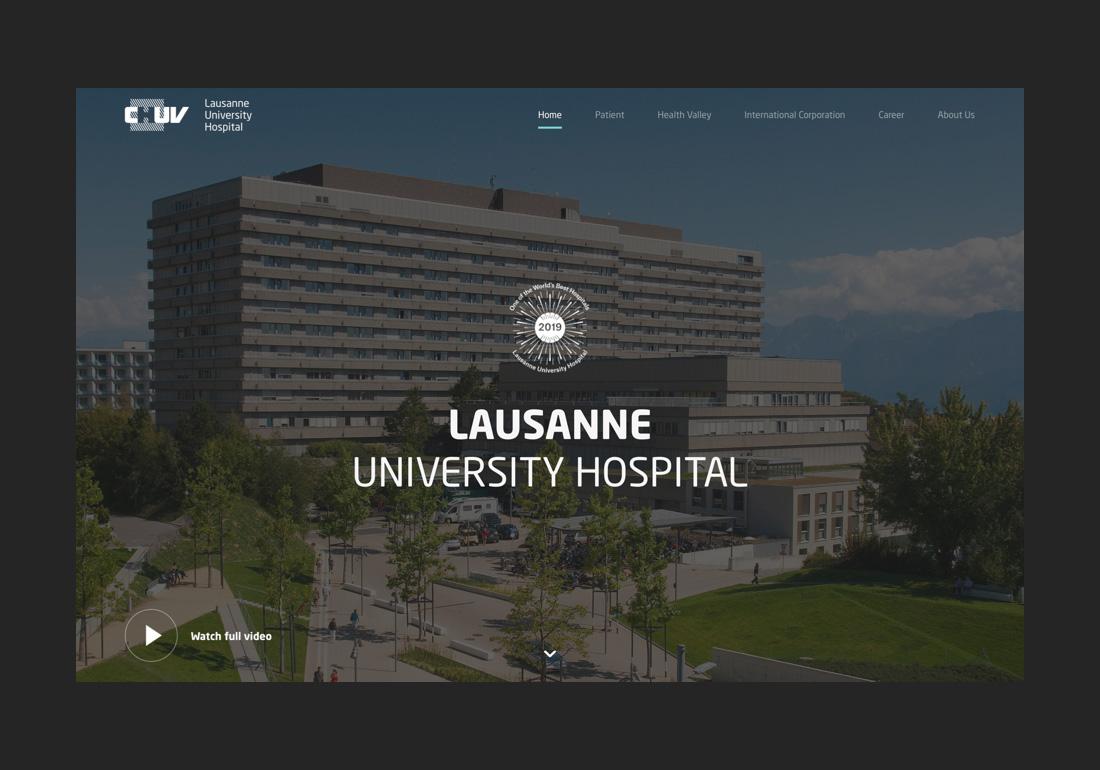Lausanne University Hospital