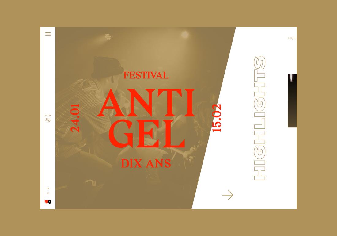 Antigel Festival 2020