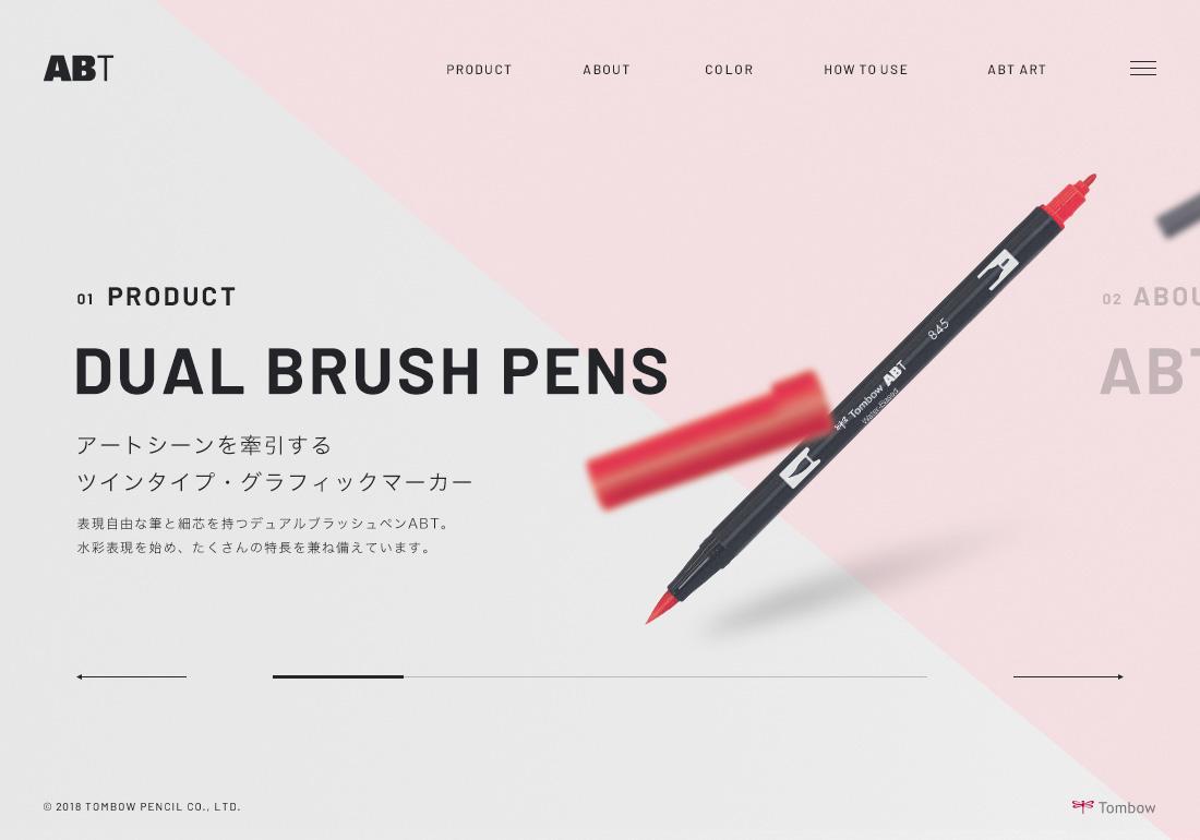 Dual Brush-Pen ABT