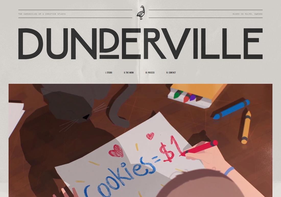 Dunderville.se