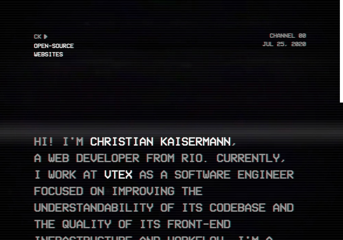 kaisermann | web dev