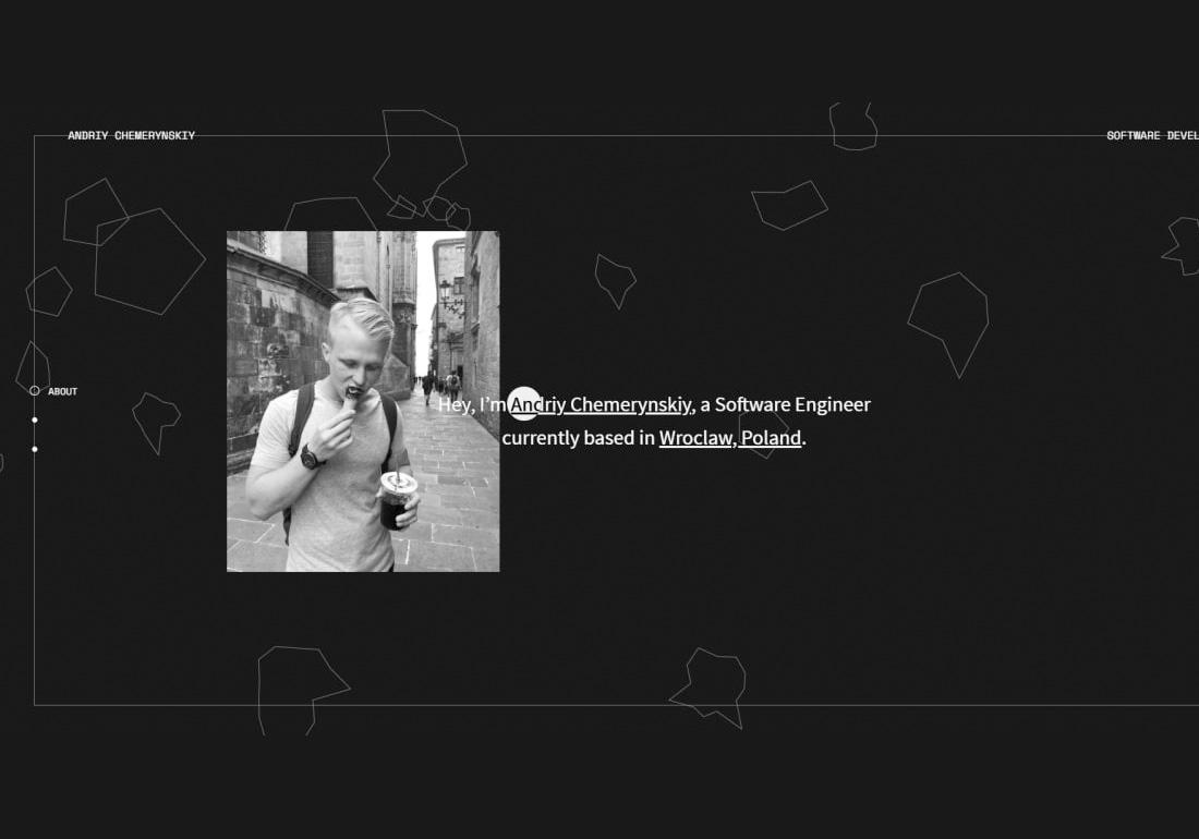 Andriy Chemerynskiy Portfolio