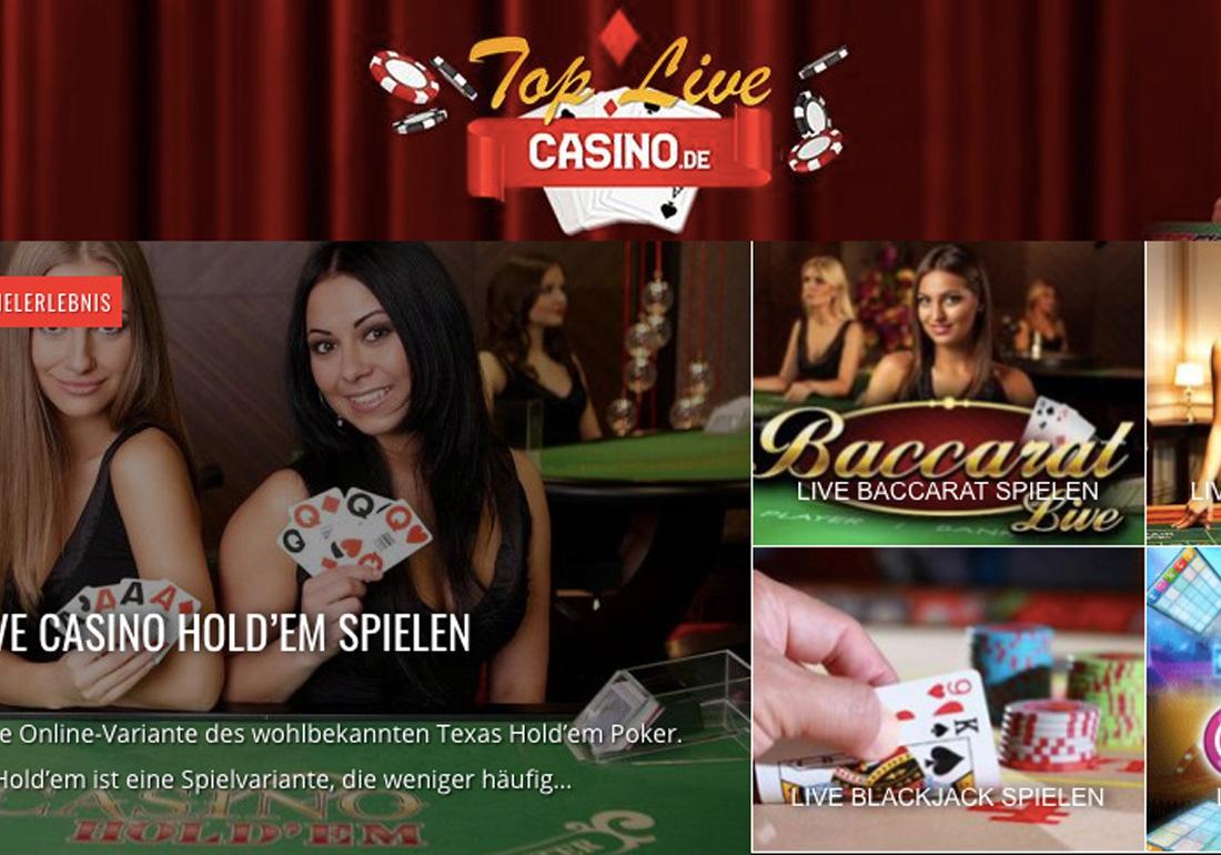 Top Live Casino