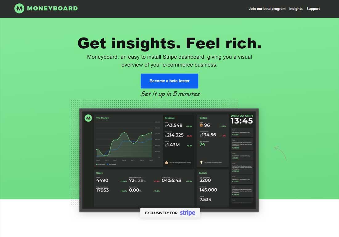 Moneyboard