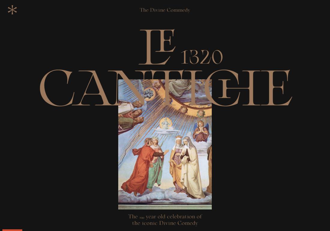 Le Cantiche 1320