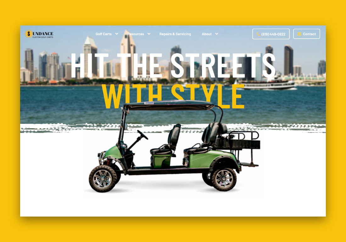 Sundance Golf Carts