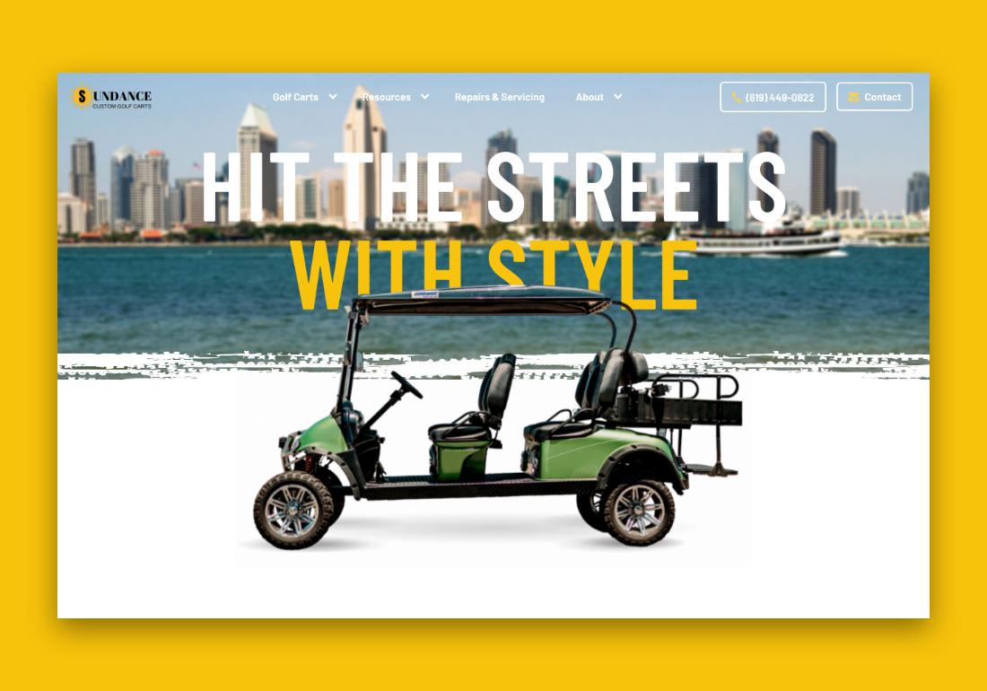 Sundance Golf Carts