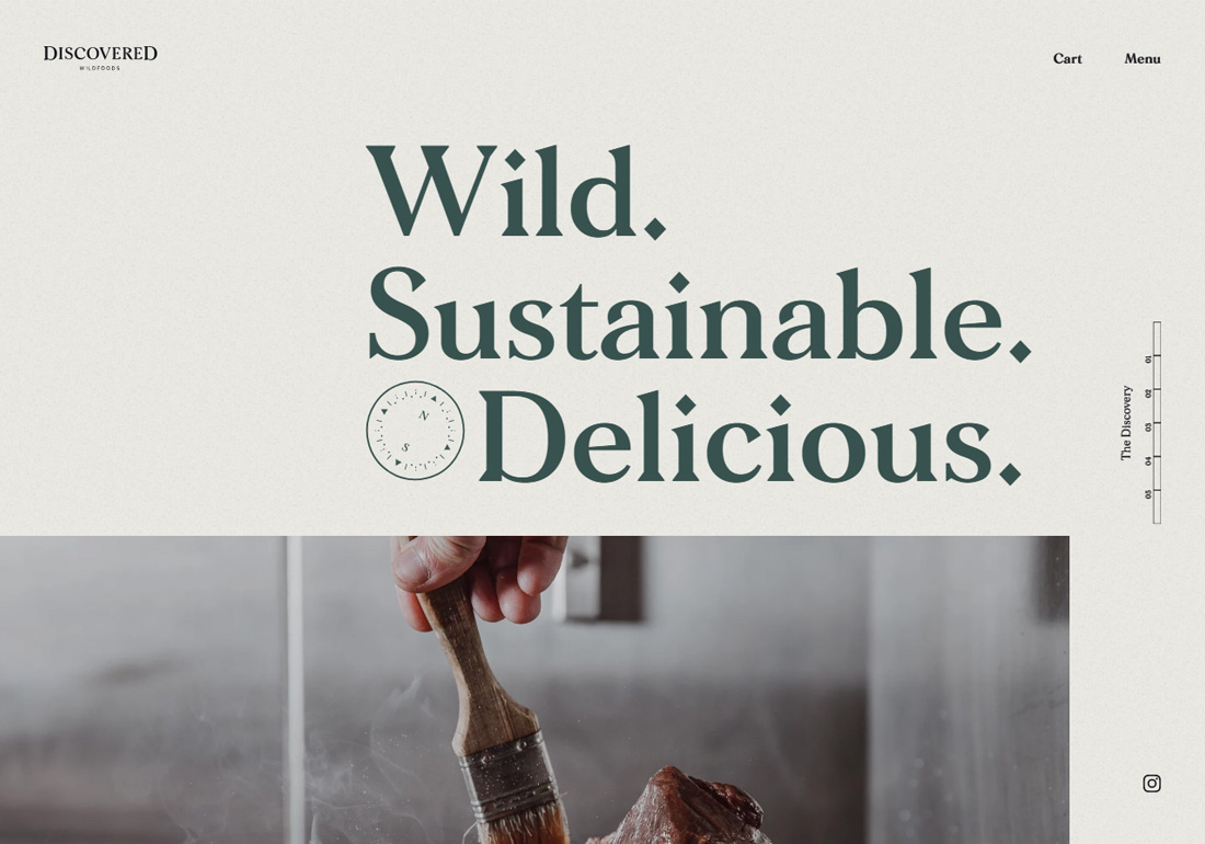 Discovered Wildfoods