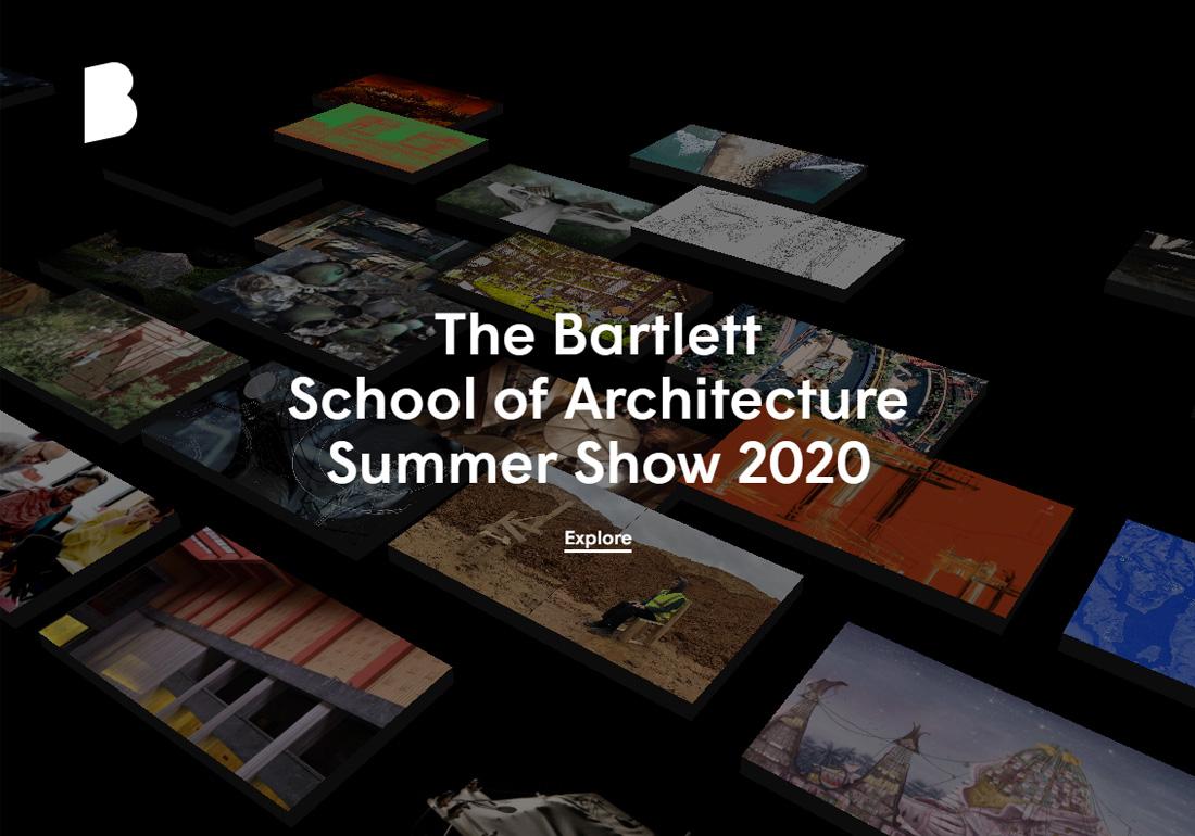 The Bartlett Summer Show 2020