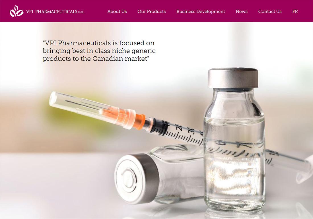 VPI Pharmaceuticals