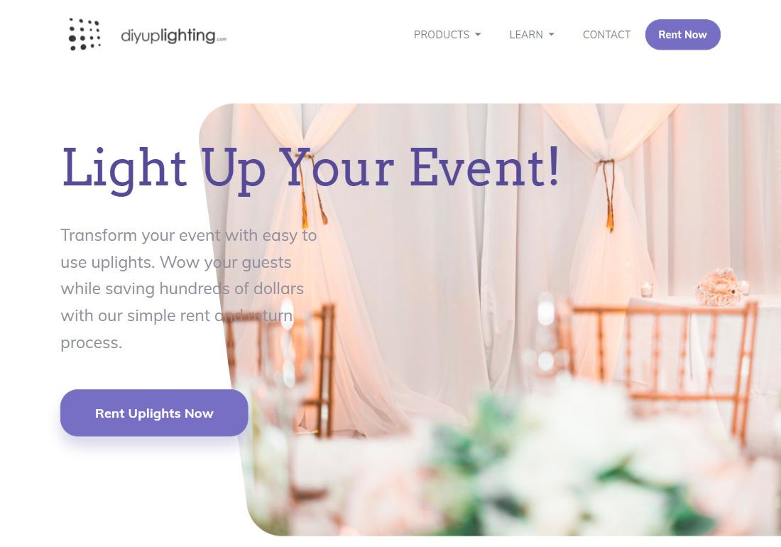 DiyUplighting - Uplighting Store