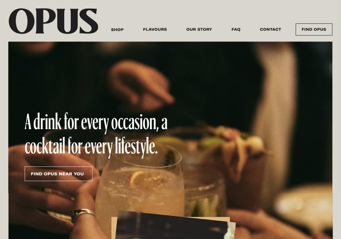 Drink Opus