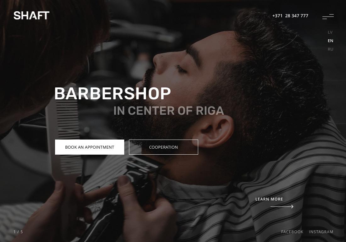 SHAFT Barbershop