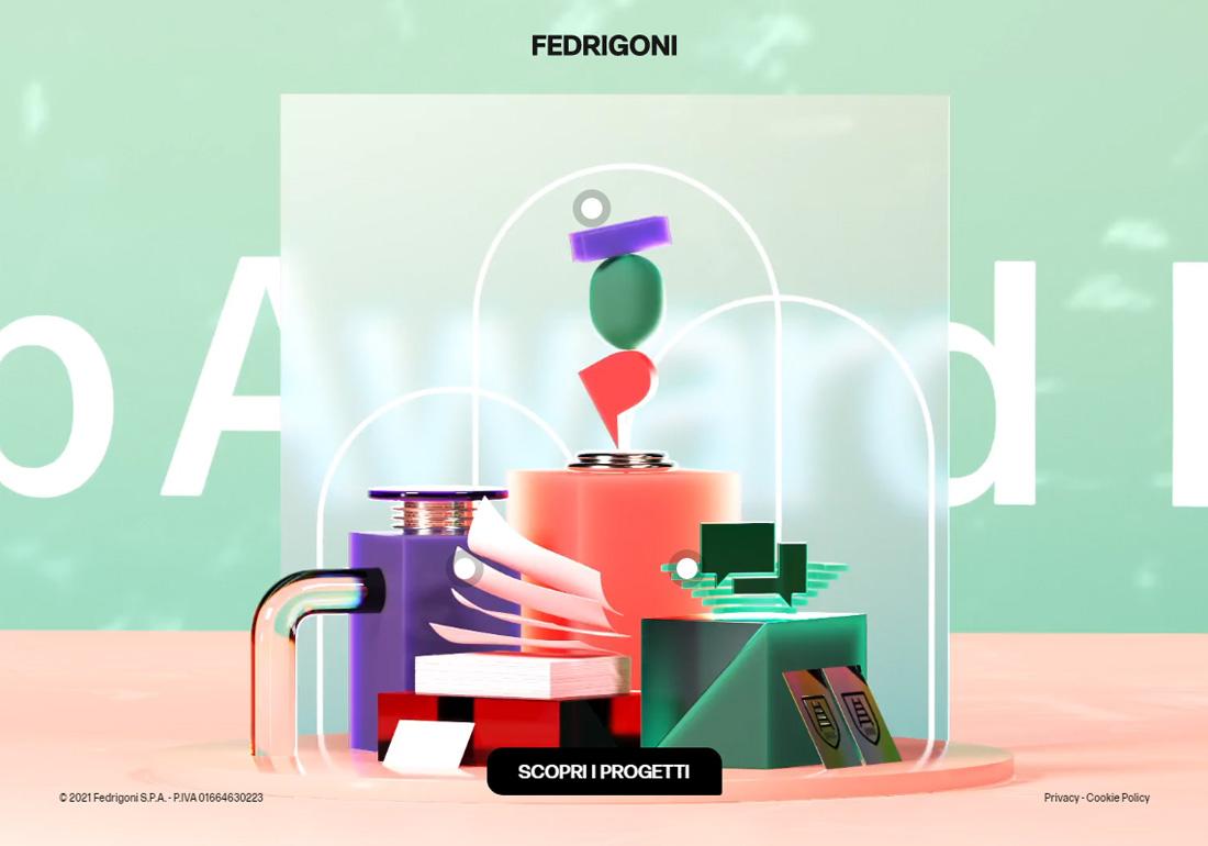 Fedrigoni Top Awards 2021
