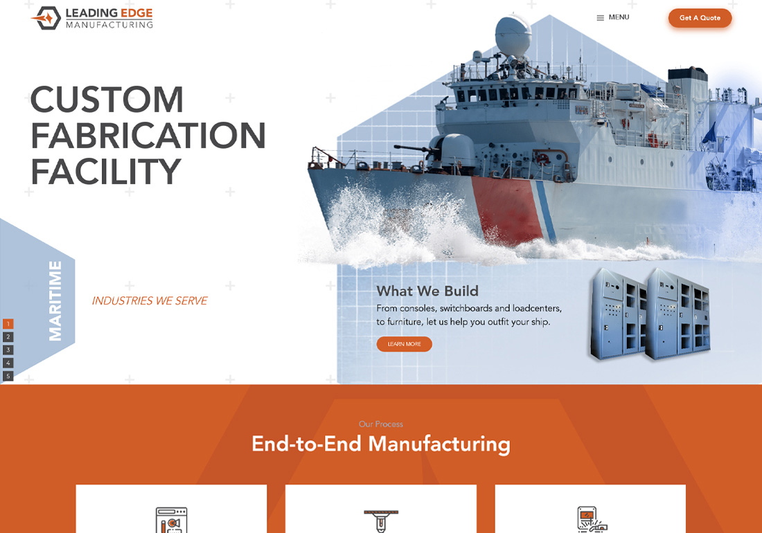 Leading Edge Manufacturing