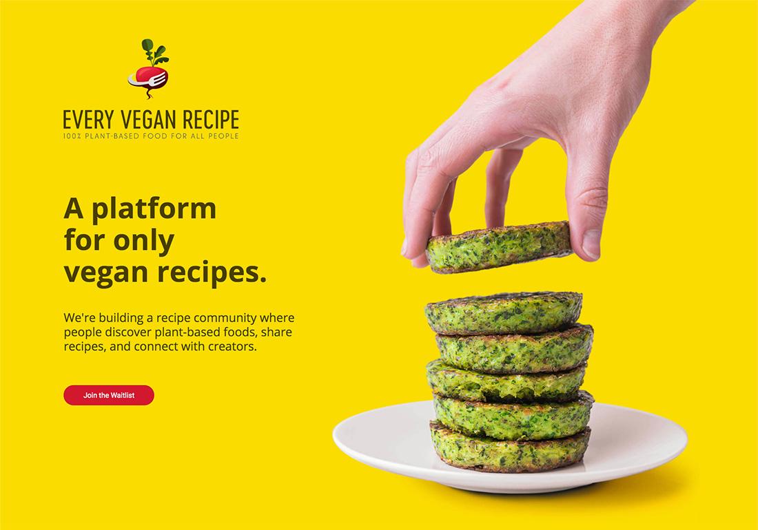 Every Vegan Recipe