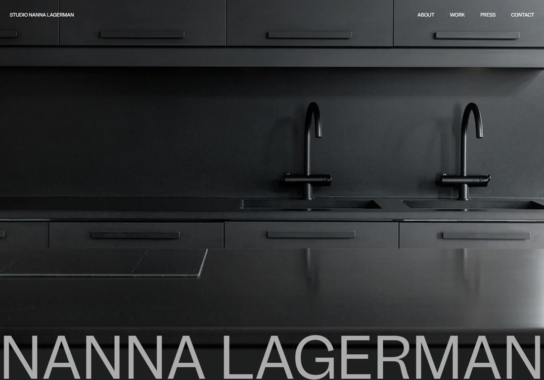 Nanna Lagerman Folio