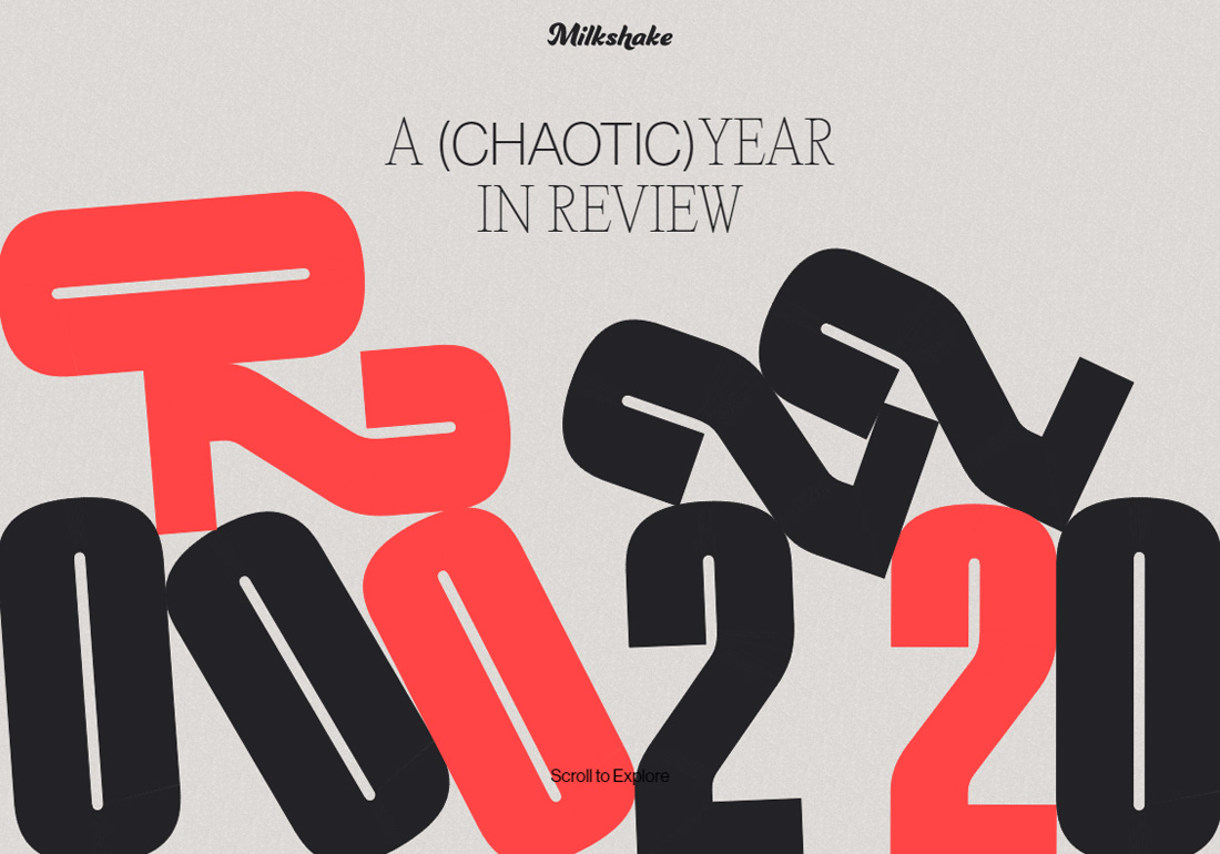 A (CHAOTIC) Year in Review