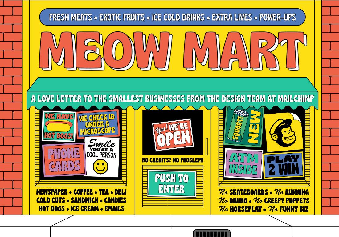 Meow Mart