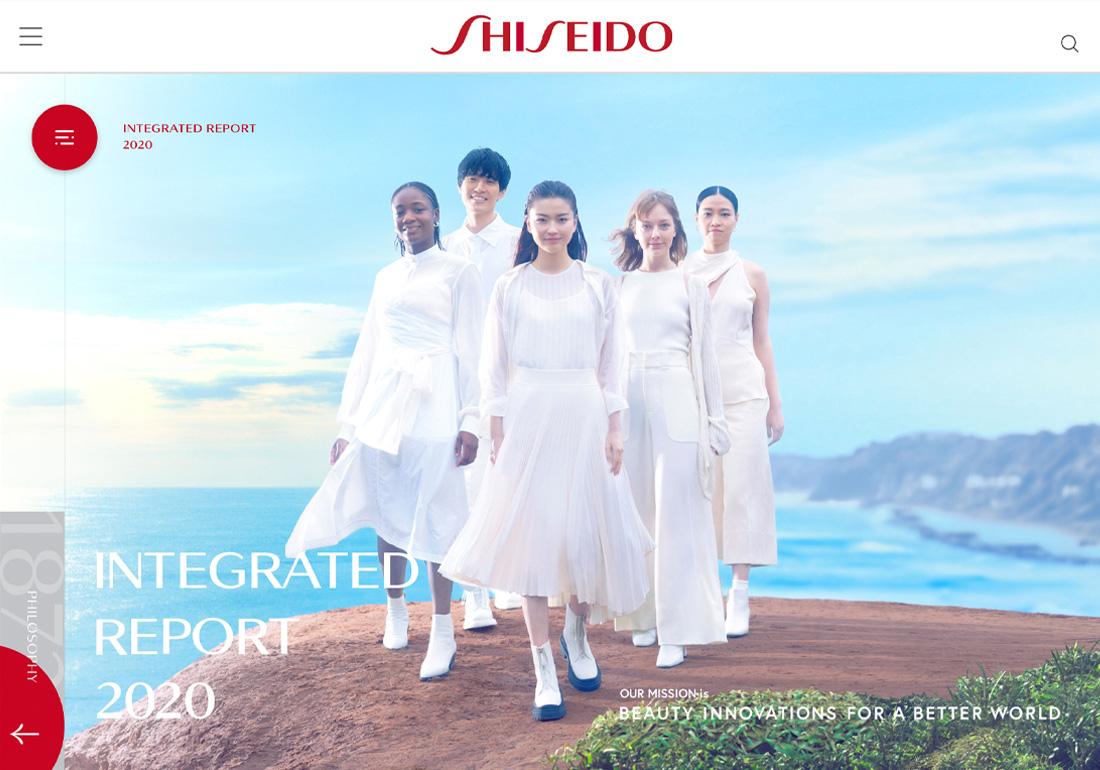 SHISEIDO Integrated Report 2020