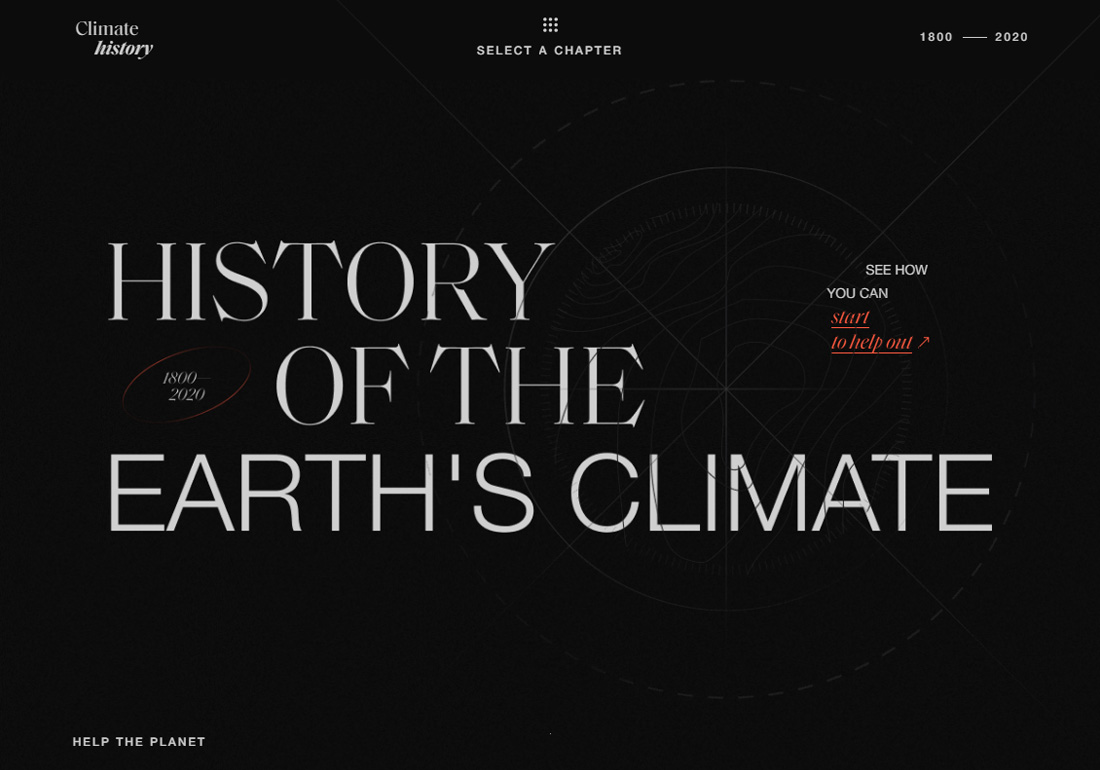 Climate History