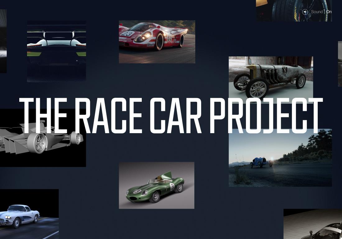 The Race Car Project