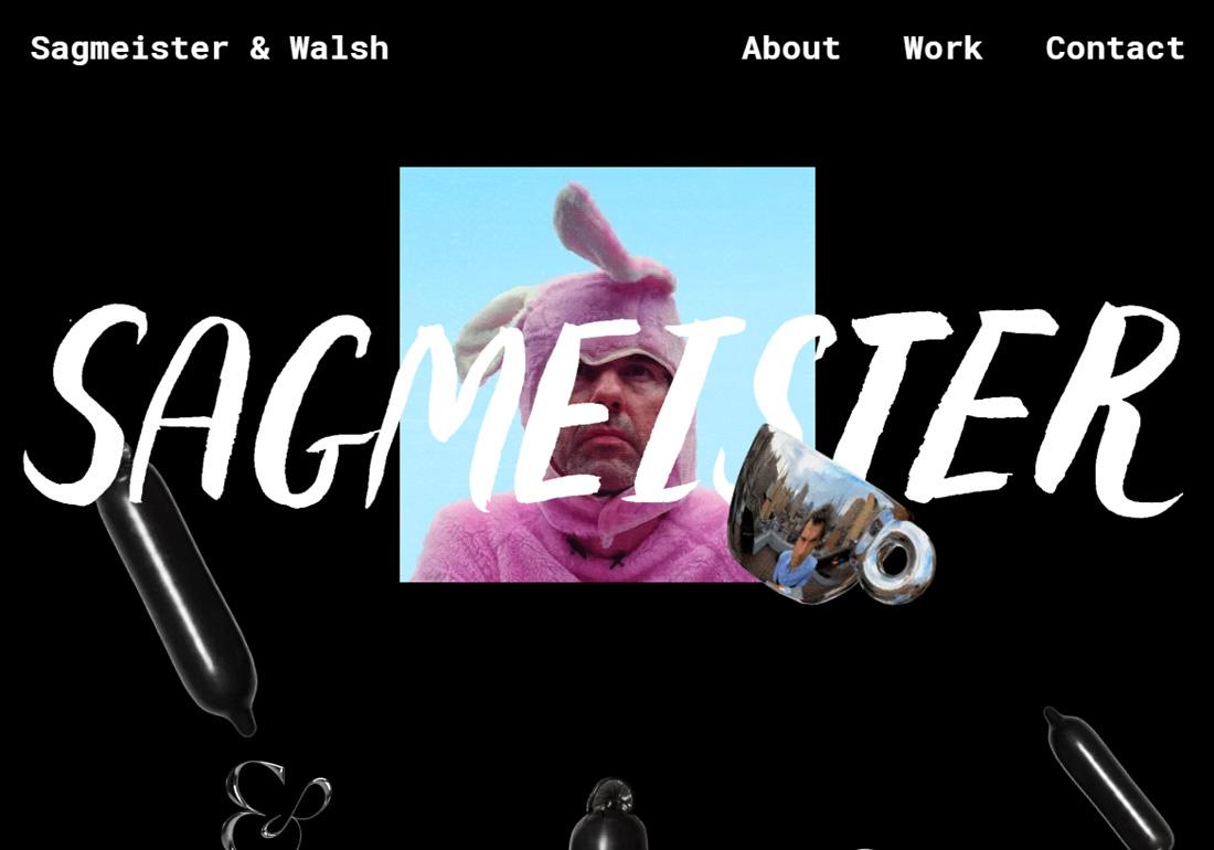 Sagmeister and Walsh