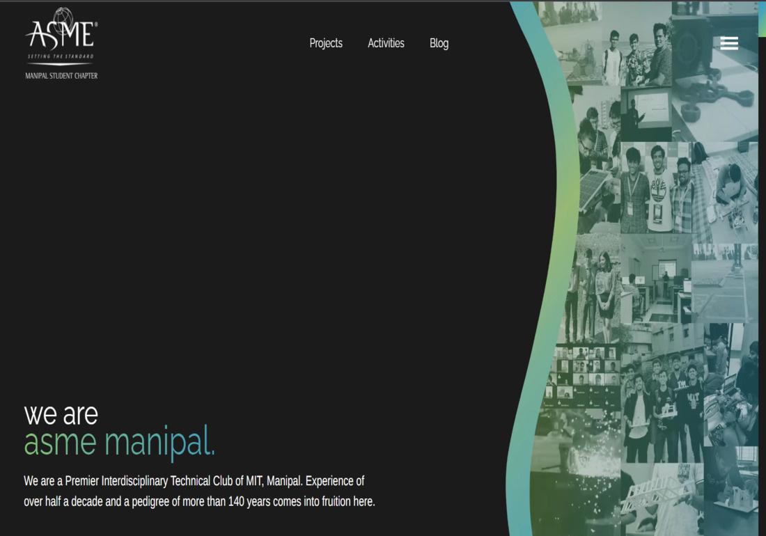 ASME Manipal