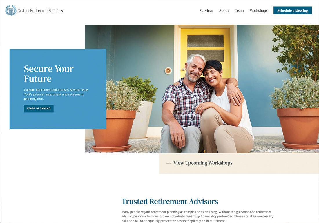Custom Retirement Solutions