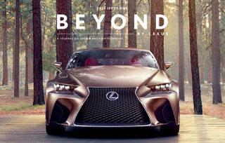 BEYOND BY LEXUS Magazine