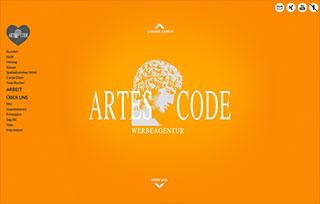ARTES CODE Werbeagentur   Stuttgart