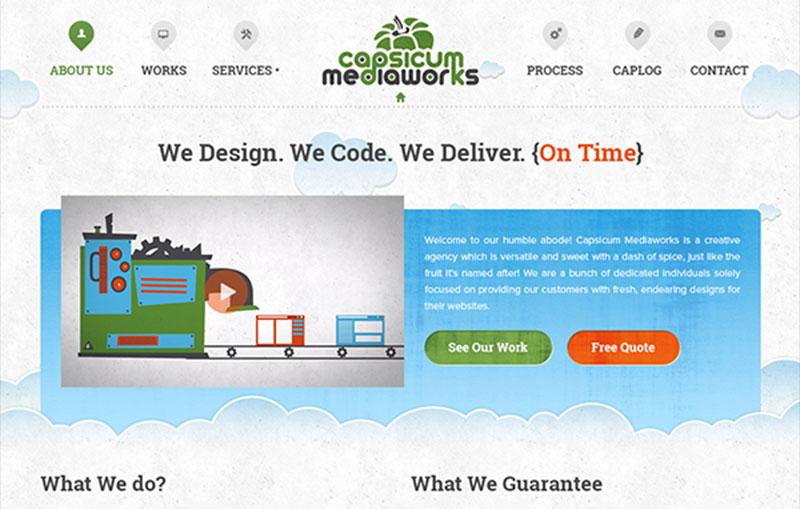 Capsicum Mediaworks Design Agency