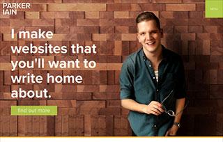 Parker Iain Web Design
