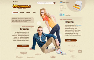 Struuss.ch - go for jeans