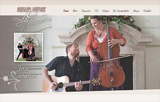 Manuel Hafner & Nadjas Cello