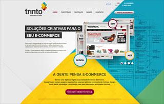 Trinto - E-commerce Criativo