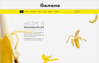 banana | produced.