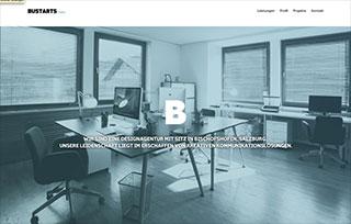 BUSTARTS | Designagentur