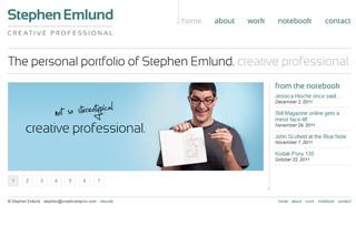 Stephen Emlund - Creative Professional