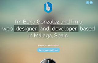 Borja Gonzalez Portfolio