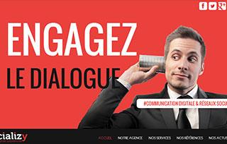 Agence Socializy