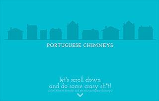 Portuguese Chimneys